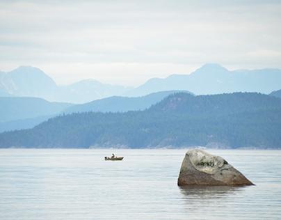 Quadra Island, British Columbia