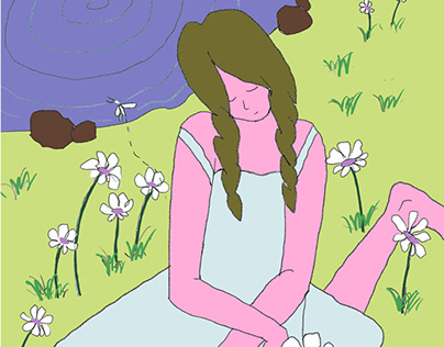 Prairie girl -Animation