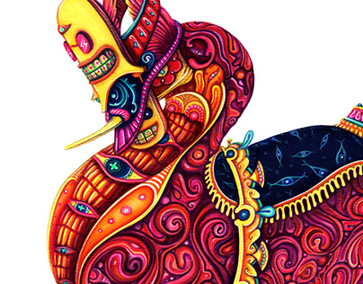Art & Illustration | I