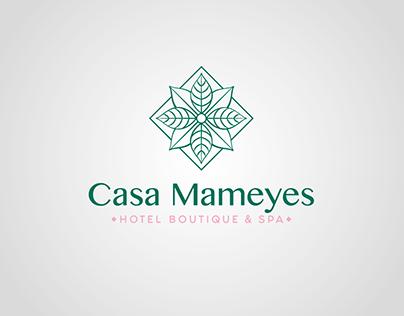 Branding Casa Mameyes