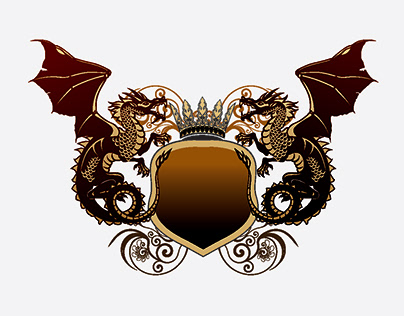 https://graphicriver.net/item/dragon-with-shield/247467