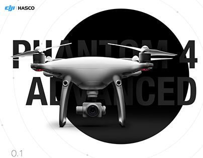 Landing Page for DJI Hasco Indonesia