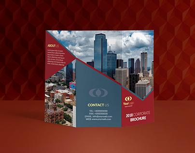 Corporate Tri-Fold Brochuers