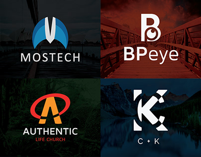 New Letter Logo Design Bundle