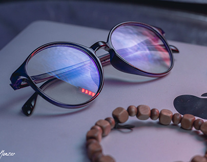 GLASSES Product Photography for Annette's Classics