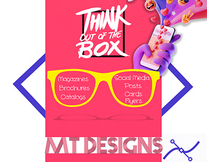 MT DESIGNS (think out of the box)