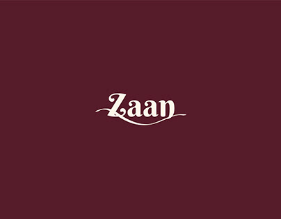 ZAAN   Branding & Packaging Design