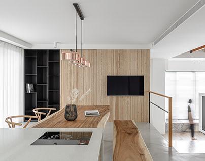 Hoyend Design / Mr.Su House