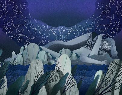 Land of God; Story 1 Maori