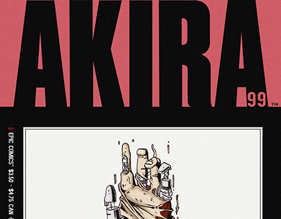 AKIRA COVERART