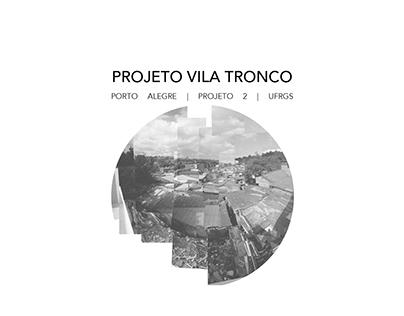 2013 | Projeto Vila Tronco