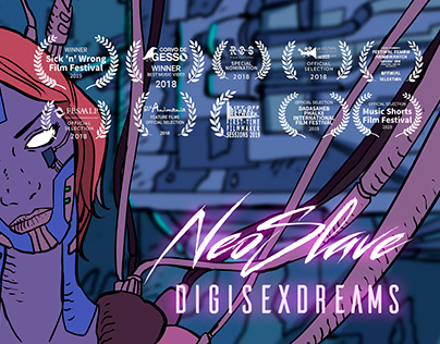 Digisexdreams - Music Video