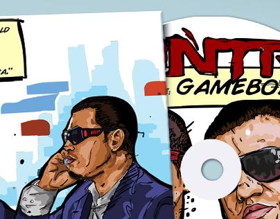 Contra: Gameboyz Album Cover