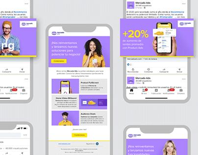 Mercado Ads - Social Media Campaign