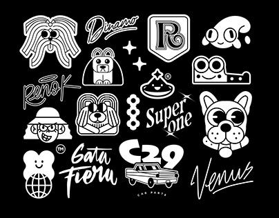 Logos & Icons Vol.5