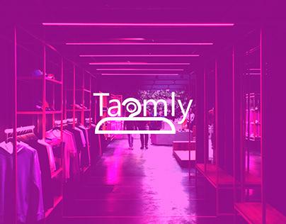 logo foe app store /clothes identity