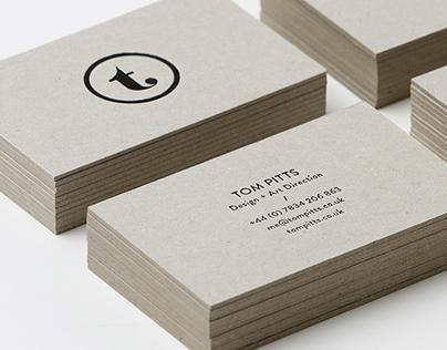 Tom Pitts Branding