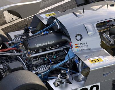 Mercedes Redux