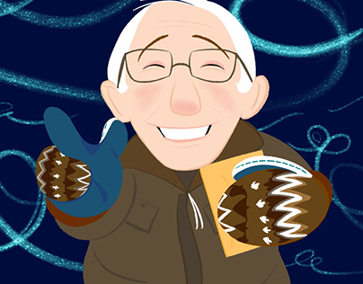 Bernie Mittens