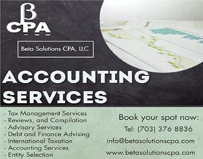 Exceptional Tax Accountant in Tysons   CPA Services
