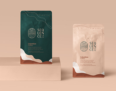 Sequence cafe | Logo & Identity