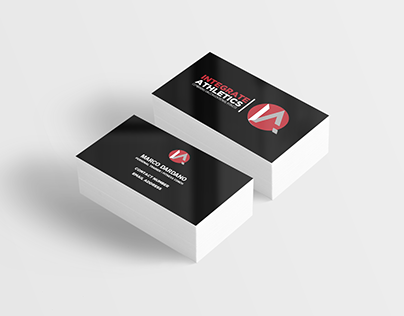 Integrate Athletics Business Cards