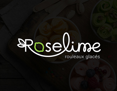 Roselime - Logo / Identity