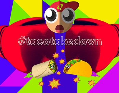 #tacotakedown