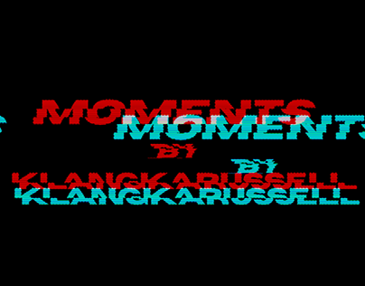 Music Video | Moments by Klangkarussell