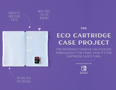 Nintendo Switch Eco Packaging Concept