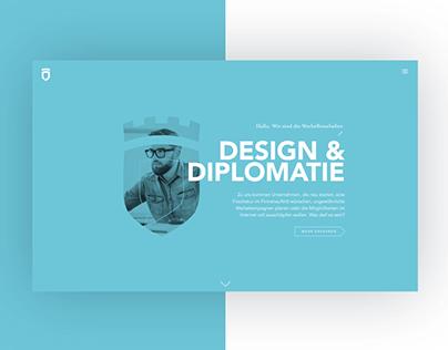 JR Creative Agency Corporate Design