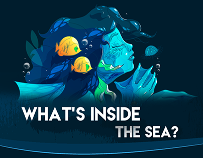 What's inside the sea?