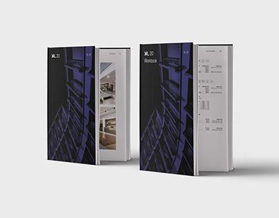 XAL 20 Catalogues – Editorial Design
