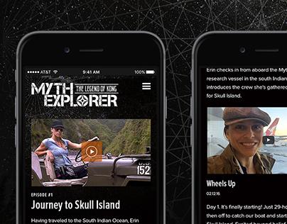 Legend of Kong: Myth Explorer Mobile