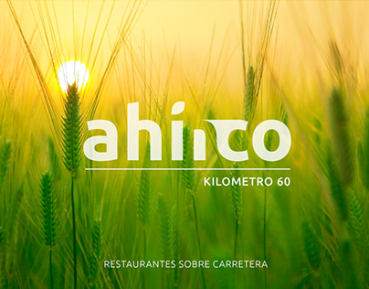 Ahínco / Restaurant /Identity Corporative