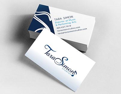 Tara Simon Studios - Brand Launch