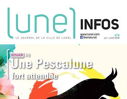 Lunel Infos - Juin-Juillet 2016