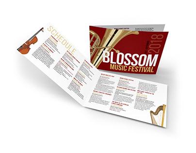 Festival Invitation & Schedule