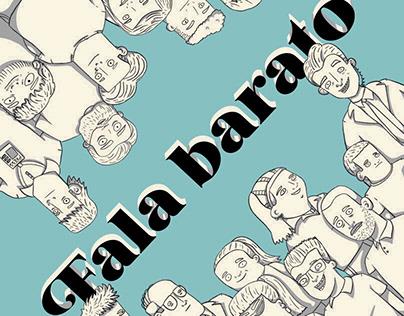 Fala Barato - O jogo de tabuleiro - Board Game