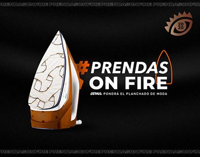 #PrendasOnFire - Nuevos talentos - Ojo 2020