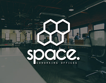 "Thirty Logos Challenge: Day 1 ""Space"""