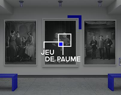 Jeu De Paume - Rebranding