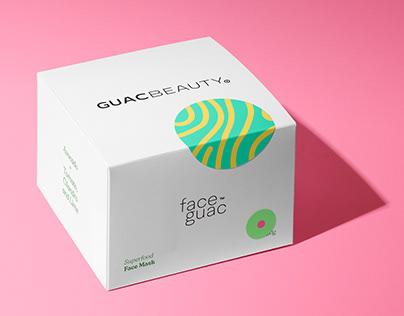 GuacBeauty - Branding & Packing