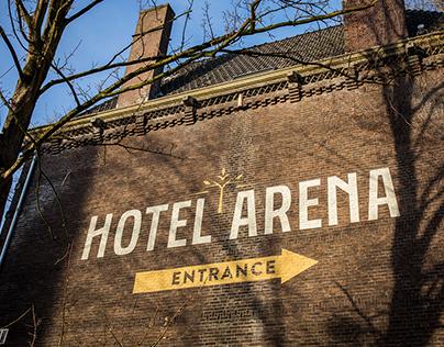 Hotel Arena / Park