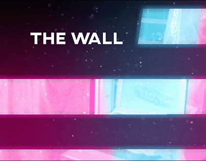 THE WALL//SERIES - UNIVERSAL PICTCURES ITALY//UNIVIDEO