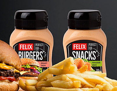 Package design FELIX-PERFECT FOR