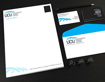 University Credit Union Rebrand Concept