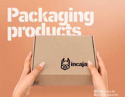 Incajas - Branding & Logotipe