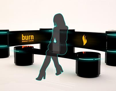 Displays Burn