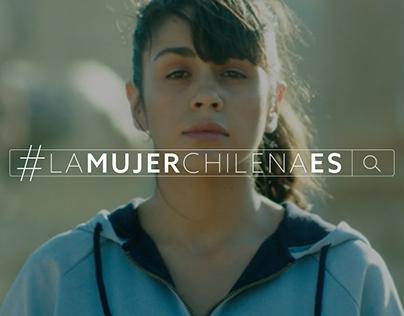 La mujer chilena es / Paris